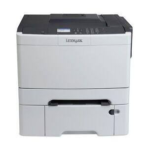 Lexmark 28D0121 Lexmark Laserskriver Farge CS410dtn A4