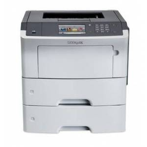 Lexmark 35S0571 Lexmark Laserskriver Sort/Hvitt MS610dte A4