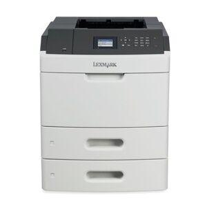 Lexmark 40G0421 Lexmark Laserskriver Sort/Hvitt MS810dtn A4
