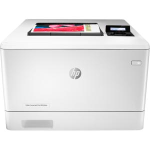 HP Color LaserJet Pro M454dn - Skrivare - färg - Duplex - laser