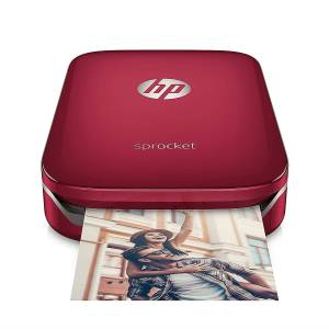 HP Sprocket fotoskrivare