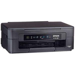 C11CH02404 Epson Expression Home XP-2105 3-i-1 bläckstråleskrivare, skrivare (skanner, kopiator, WiFi, enkelpatroner, 4 färger, DIN A4) Amazon Dash Replenishment-kompatibel, svart