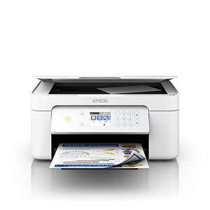 C11CG33404 Epson Expression Home XP-4105 3-i-1 bläckstråleskrivare, skrivare (skanner, kopiator, WiFi, enkla patroner, duplex, 6,1 cm display) Amazon Dash Replenishment-kapabel, vit