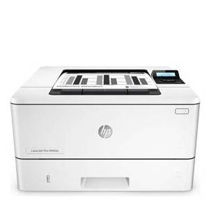 0 HP LaserJet Pro 400 Mono printer M402n