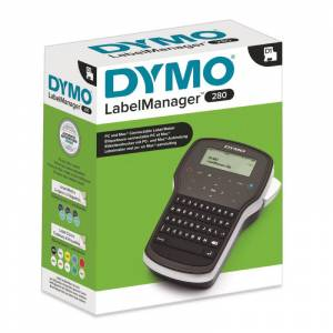 Despec Dymo Labelmanager 280 Svart/silver