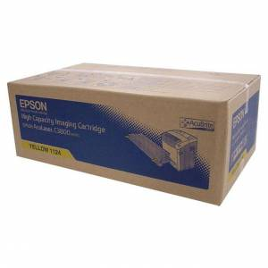 Epson Imaging Cartridge yellow High Capacity S 051124
