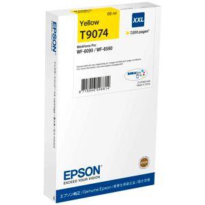 Epson XXL yellow T907 WorkForce Pro T9074