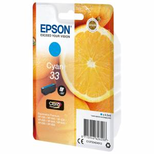 Epson Cyan Claria Premium 33