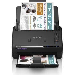 Epson Dual Face Scanner - 300 Dpi Usb Wifi - Ff680w - Sort