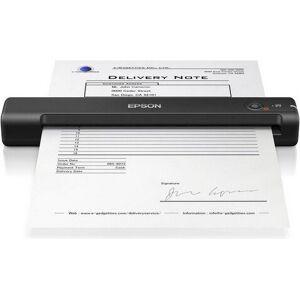 Epson Scanner - Workforce Es-50 - Transportabel - 600 Dpi Usb 2.0 - Sort
