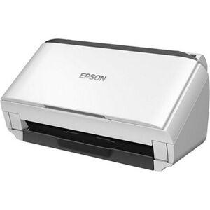 Epson Workforce Ds-410 - Dual Face Dokument Scanner 600 Dpi Usb 2.0 - Hvid