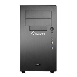 Multicom i304S Kontor / Hjemme PC Intel Pentium G4400, 8GB DDR4, 240GB SSD, Intel UHD Graphics 510, 450W, Uten operativsystem