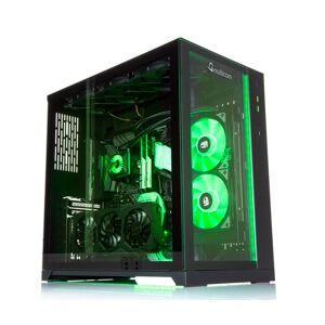 Multicom i910CR Dynamic Razer Edition Intel Core i5-9600K, 16GB DDR4 RAM, 512GB PCIe SSD, 2TB HDD, GeForce RTX 2070 8GB, 700W, Uten operativsystem