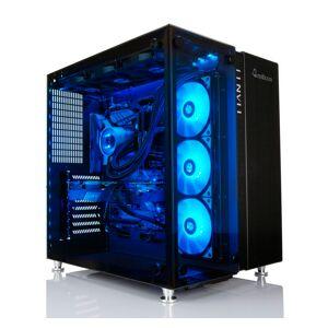 Multicom Drogo A945R Gaming PC AMD Ryzen 9 3900X, 32GB DDR4 RAM, 1TB PCIe SSD, 6TB HDD, GeForce RTX 2080 Ti 11GB, PCIe 4.0, 850W, Uten operativsystem