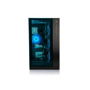 """Multicom i822CR Dynamic by """"der8auer"""" Intel Core i5-9600K, 16GB DDR4 RAM, 512GB PCIe SSD, GeForce RTX 2070 8GB, 700W, Uten operativsystem"""