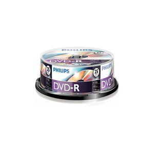 Philips DVD-R 16x 4.7GB 25-pack