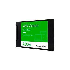 WD Green WDS120G2G0A SSD Harddisk 480GB (SATA-600) 2,5tm