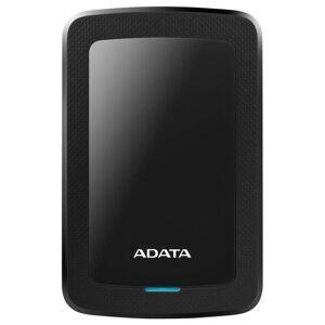 A-Data ADATA Ulkoinen Kiintolevy, 4TB, 10,3mm, USB 3.1, Pikakäynnistys, Musta