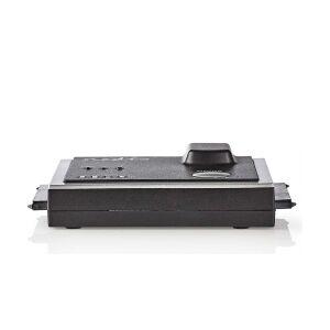 """Nedis Adapter For Harddisk   USB 3.0   Dobbel Sata   2,5""""/3,5""""   Med Offline Klo"""