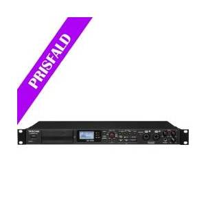 Tascam SD-20M Harddisk Audio recorder, 4 spor TILBUD NU