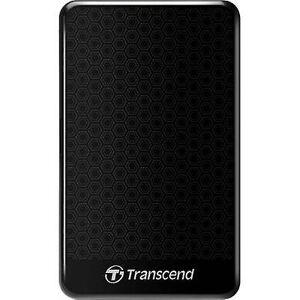 Transcend StoreJet 25A3K 2,5 ekstern harddisk kjøre 2 TB svart USB 3.0
