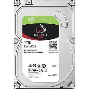 Seagate ST1000VN002 3.5 (8,9 cm) intern harddisk 1 TB IronWolf™ Bulk SATA III