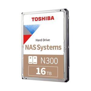 Toshiba N300 16TB 512MB HDWG31GUZSVA