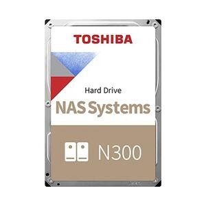 Toshiba N300 NAS 256MB 8TB HDWG480UZSVA