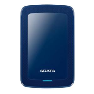 Adata AHV300-2TU31-CBL Adata  2TB External Hard drive, 10,3mm, USB 3.1, Quick start, blue