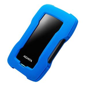 Adata AHD330-4TU31-CBL Adata  4TB Enterprise SSD, 530 MBps, MLC Flash, blue