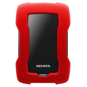 Adata AHD330-4TU31-CRD Adata  4TB Enterprise SSD, 530 MBps, MLC Flash, red
