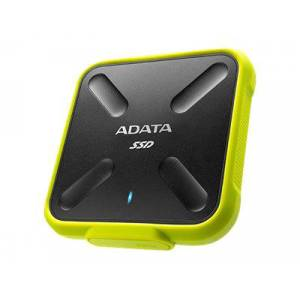 Adata ASD700-1TU31-CYL Adata  SD700 1TB USB3.1 External SSD Yellow