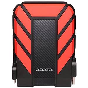 Adata AHD720-2TU31-CGN Adata  HD720 2TB Extern HD USB3.1 Red (Kan sendes i brev)