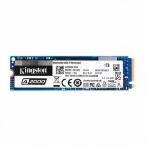 Kingston A2000 1TB M.2 PCIe NVMe SSD-disk