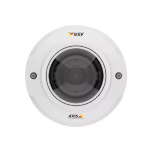 Axis M3046-V - Nettverksovervåkingskamera - kuppel - støvsikker / vanntett / vandalsikker - farge (Dag og natt) - 4 MP - 2688 x 1520 - M12-montering -