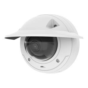 Axis P3375-VE Network Camera - Nettverksovervåkingskamera - kuppel - hærverkssikker - farge (Dag og natt) - 1920 x 1080 - 1080p - variabel fokallengde