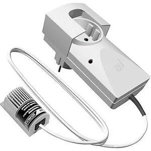 Schabus 300221 gass detektoren strømnettet-drevet oppdager karbonmonoksid