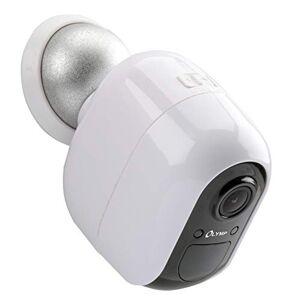 6022 Olymp OC 1000 trådlös utomhus IP-kamera för utomhusbruk – Amazon Alexa och Google Home Support,