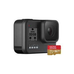 GoPro Hero8 Black Special Bundle Svart