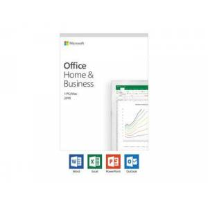 MS Office Home and Business 2019 EuroZone Medialess P6 (FI)