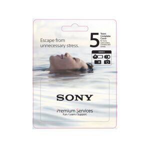 Sony 5 års Garanti/Forsikring