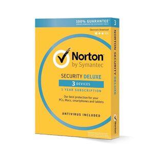Symantec Norton Security Deluxe - 3 enheder