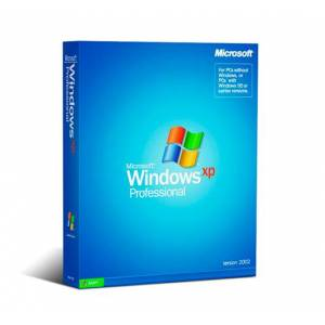 Microsoft Windows XP Professional - med Service Pack 3