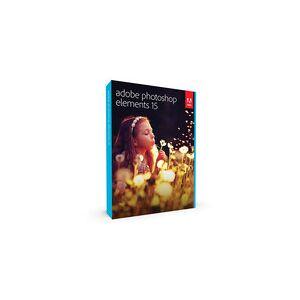 Adobe Photoshop Elements 15 Engelsk (DVD)