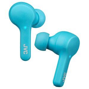 JVC Gumy Bluetooth headset hörlur, in-ear, blue