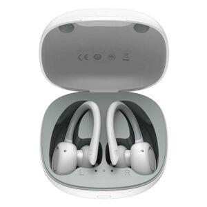 Baseus W17 TWS Trådløs In-Ear Høretelefoner - Hvid