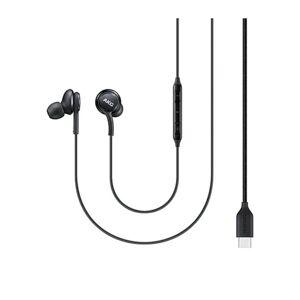 Samsung Original Samsung In-Ear Høretelefoner Type-C Stik m. Mic og Remote - Sort