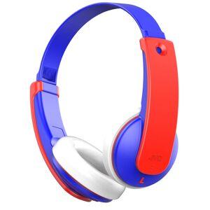 JVC On-Ear Bluetooth Høretelefoner Til Børn - Blå