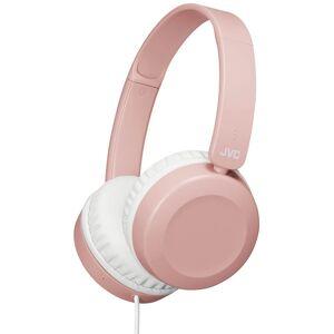 JVC Has31 On-Ear Headset - Rosa