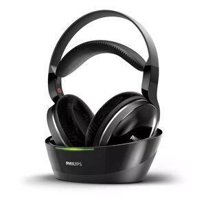 Philips Shd8850/12 Trådløse Hovedtelefoner - Sort